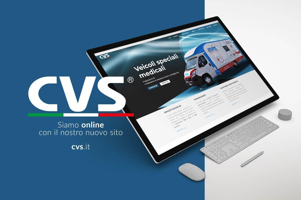 nuovo sito cvs online