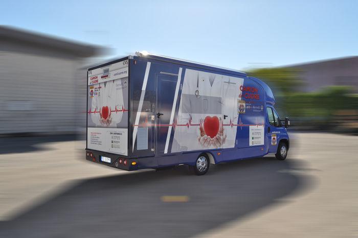 ambulatorio cardiologico mobile