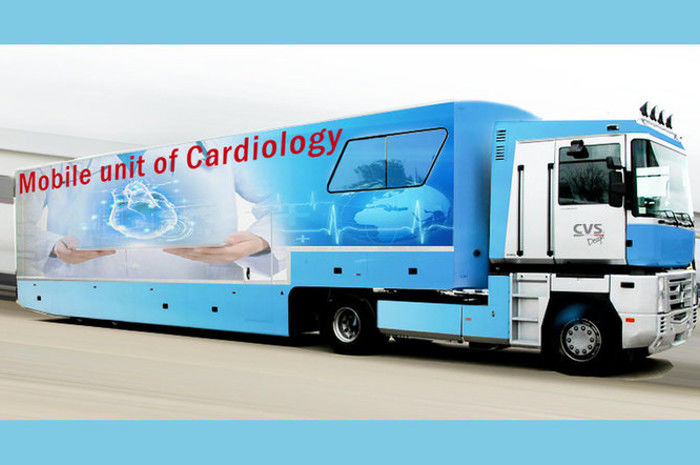 ambulatorio cardiologico mobile