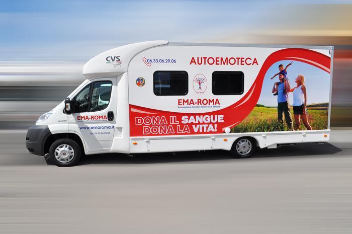 autoemoteca veicoli speciali mobili