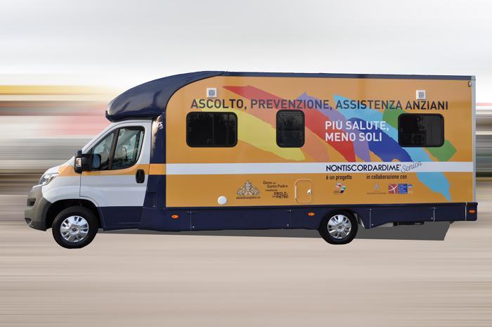 ambulatorio polidiagnostico mobile
