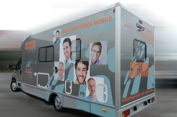 ambulatorio urologia mobile