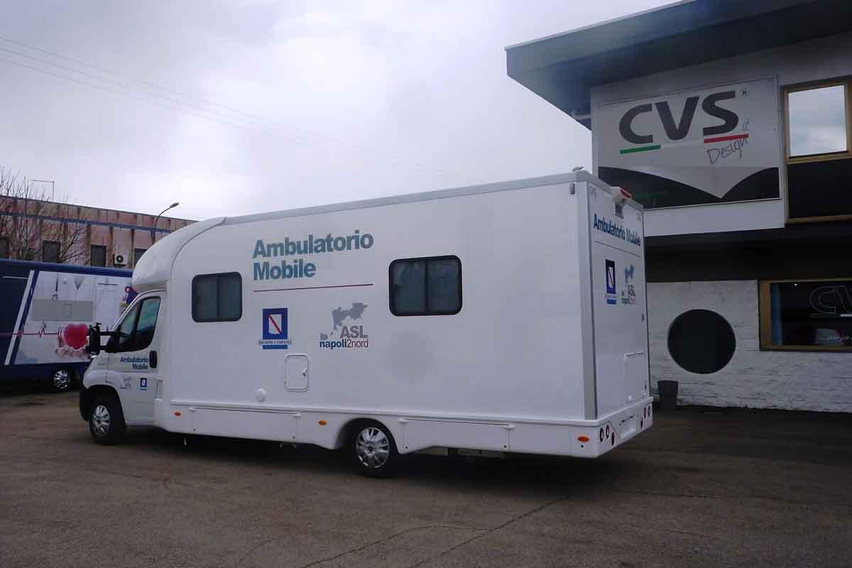 ambulatorio ginecologico mobile vista esterna 1