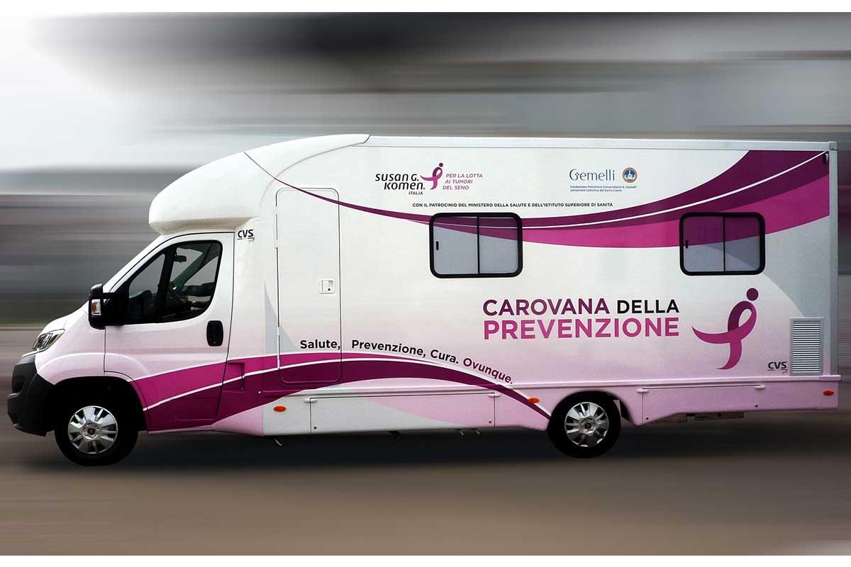 ambulatorio mammografia mobile esterno 1