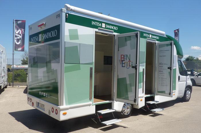 consegna veicolo banca mobile